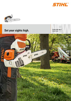 CHAIN SAW MS 193 T