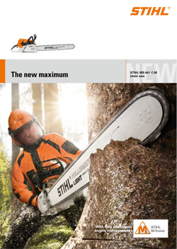 CHAIN SAW MS 661 C-M
