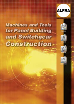 MACHINES AND TOOLS FOR PANEL BUILDING