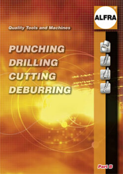 PUNCHING DRILLING CUTTING DEBURRING