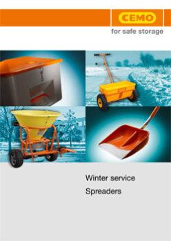 WINTER SERVICE / SPREADERS