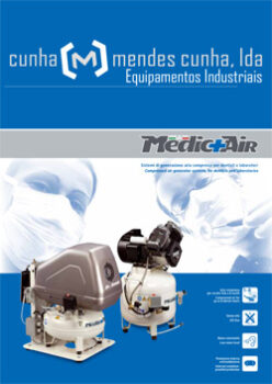 COMPRESSED AIR GENERATOR SYSTEMS FOR DENTISTS AND LABORATORIES
