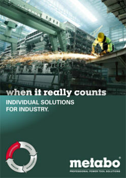 INDIVIDUAL SOLUTIONS FOR INDUSTRY
