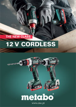 THE NEW CLASS 12V CORDLESS
