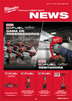 HEAVY DUTY NEWS MAIO-AGOSTO