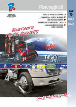 COMMERCIAL VEHICLE ALIGNER