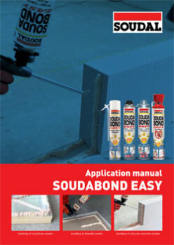 APLICATION MANUAL SOUDABOND EASY