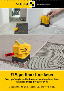 FLS 90 FLOOL LINE LASER