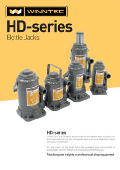 HD-SERIES BOTTLE JACKS