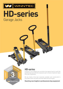 HD-SERIES GARAGE JACKS