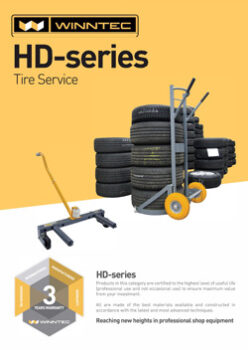 HD-SERIES TIRE SERVICE