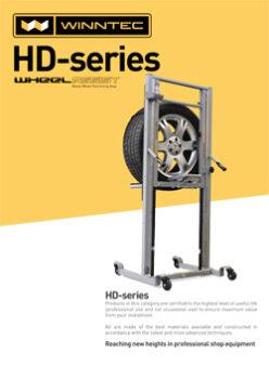 HD-SERIES WHEEL ASSIST